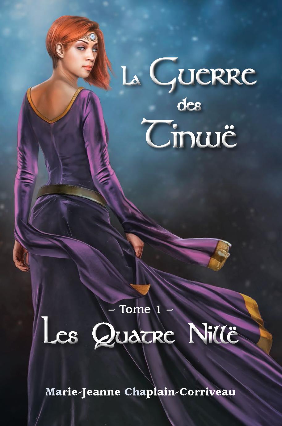 La Guerre des Tinwë - Les Quatre Nillë (T1)